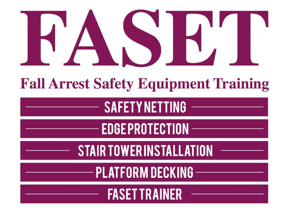 FASET - Fall Arrest Safety Equipment Training