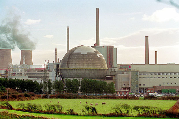 Fall-Protection-netting-at-Sellafield-nuclear-power-plant